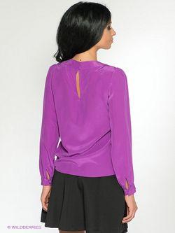 Блузки Love Republic                                                                                                              фиолетовый цвет