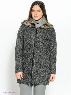 Пальто Fiorella Rubino                                                                                                              коричневый цвет