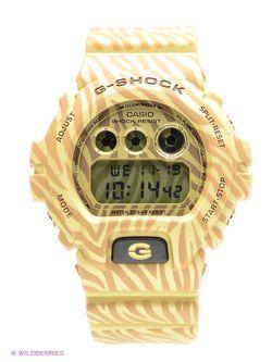 Часы Casio                                                                                                              бежевый цвет