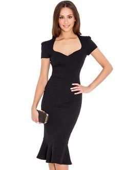 Платья Goddess London                                                                                                              чёрный цвет