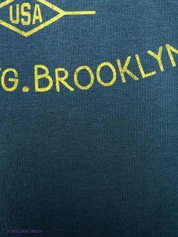 Свитшоты Broadway                                                                                                              голубой цвет