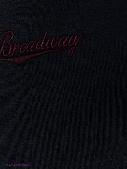 Толстовки Broadway                                                                                                              синий цвет