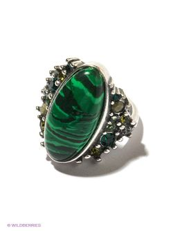 Кольца Jenavi                                                                                                              зелёный цвет
