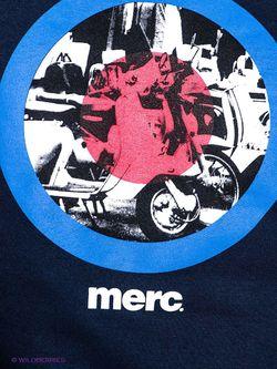 Джемперы Merc                                                                                                              синий цвет