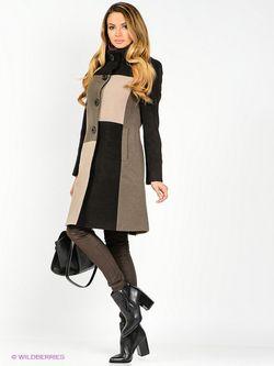 Пальто WEGA                                                                                                              чёрный цвет