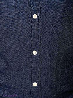 Рубашки Selected                                                                                                              синий цвет