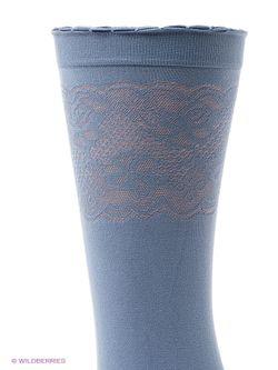 Гольфы Burlesco                                                                                                              синий цвет