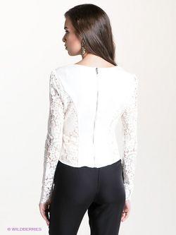 Блузки Bebe                                                                                                              белый цвет