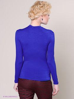 Лонгслив Stets                                                                                                              синий цвет