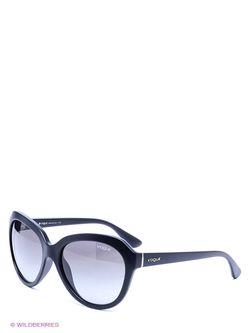 Солнцезащитные Очки Vogue                                                                                                              чёрный цвет