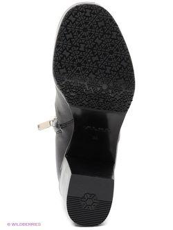 Полусапожки Alba                                                                                                              чёрный цвет