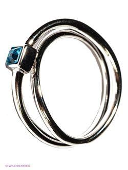 Кольца Jenavi                                                                                                              голубой цвет