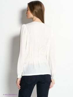 Блузки Conver                                                                                                              белый цвет