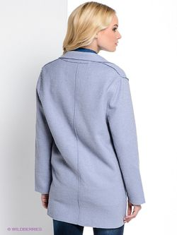 Пальто New Look                                                                                                              голубой цвет