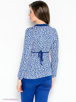 Пуловеры EUROMAMA                                                                                                              синий цвет