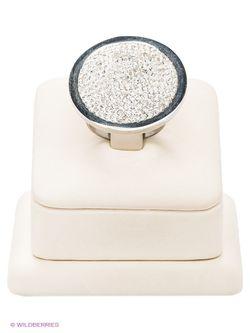 Кольца Happy Garnets                                                                                                              серебристый цвет