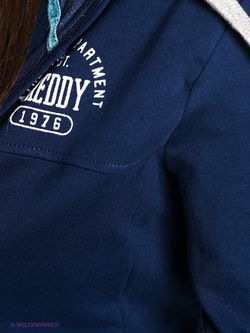Толстовки Freddy                                                                                                              синий цвет