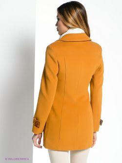 Пальто Klimini                                                                                                              Горчичный цвет