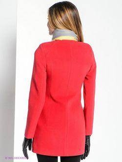 Пальто Klimini                                                                                                              Малиновый цвет