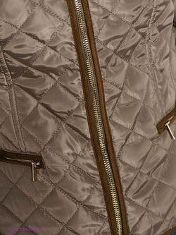 Куртки Zarina                                                                                                              коричневый цвет