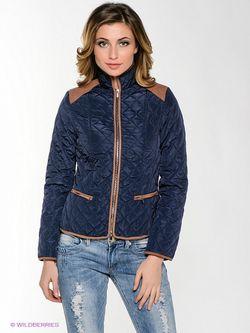 Куртки Zarina                                                                                                              синий цвет
