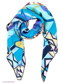 Платки Moltini                                                                                                              синий цвет