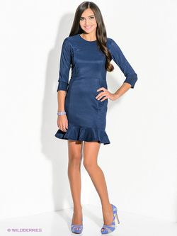 Платья Kira Plastinina                                                                                                              синий цвет