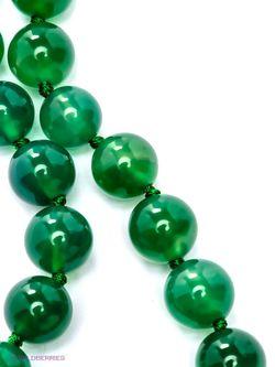 Колье Art Silver                                                                                                              зелёный цвет