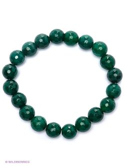 Браслеты Art Silver                                                                                                              зелёный цвет