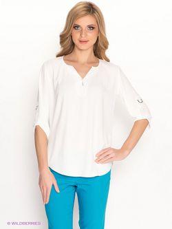 Блузки ADL                                                                                                              белый цвет