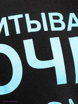 Футболка Ехидна                                                                                                              чёрный цвет