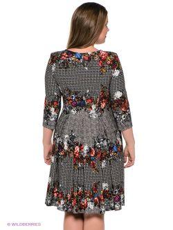 Платья Klimini                                                                                                              серый цвет