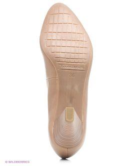 Туфли Tamaris                                                                                                              бежевый цвет