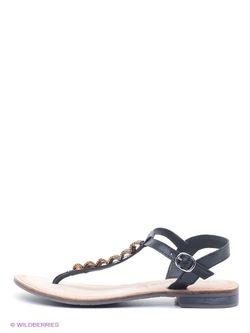 Пантолеты Tamaris                                                                                                              черный цвет