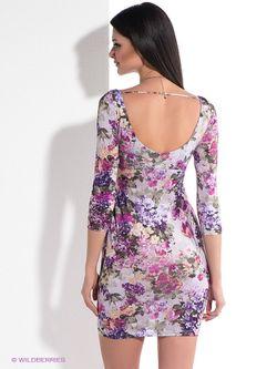 Платья Levall                                                                                                              фиолетовый цвет