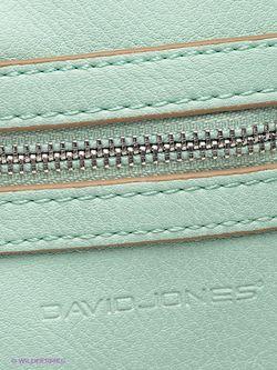 Сумки David Jones                                                                                                              Бирюзовый цвет