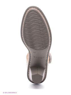 Туфли Baden                                                                                                              бежевый цвет