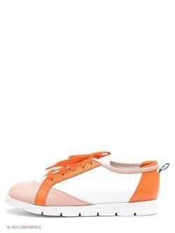 Кроссовки Vitacci                                                                                                              оранжевый цвет