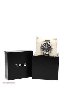 Часы Timex                                                                                                              зелёный цвет