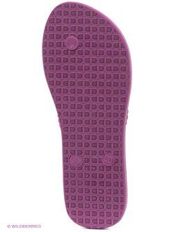 Шлепанцы Dc Shoes Dcshoes                                                                                                              Лиловый цвет