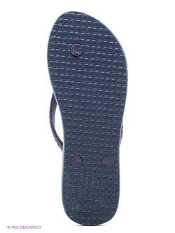 Шлепанцы Dc Shoes Dcshoes                                                                                                              фиолетовый цвет