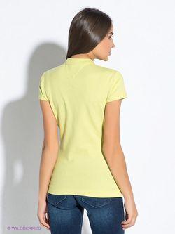 Поло Tommy Hilfiger                                                                                                              желтый цвет