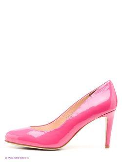 Туфли Valley                                                                                                              розовый цвет