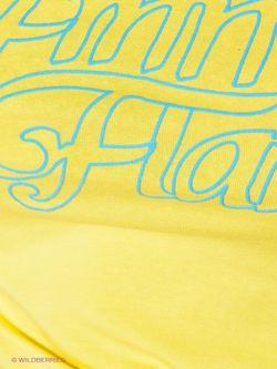 Футболка Finn Flare                                                                                                              желтый цвет