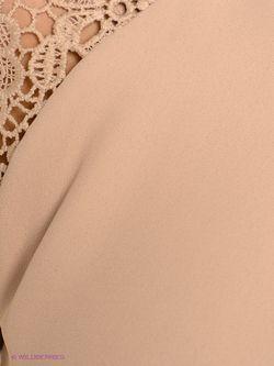 Блузки Befree                                                                                                              бежевый цвет
