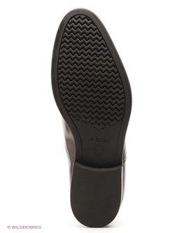 Туфли Geox                                                                                                              коричневый цвет