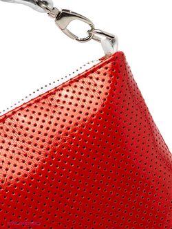Клатчи Afina                                                                                                              красный цвет