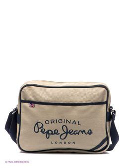 Сумки Pepe Jeans London                                                                                                              бежевый цвет