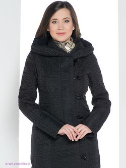 Пальто Brillare                                                                                                              черный цвет