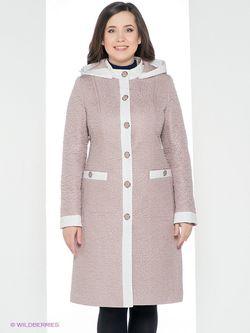 Пальто Brillare                                                                                                              бежевый цвет